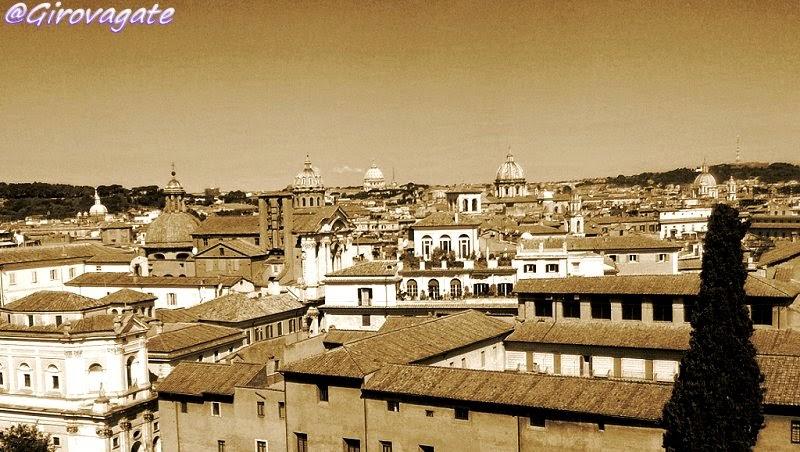 terrazza caffarelli roma