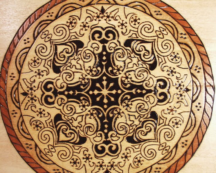 Cool Wood Burning Patterns Few simple projects that i