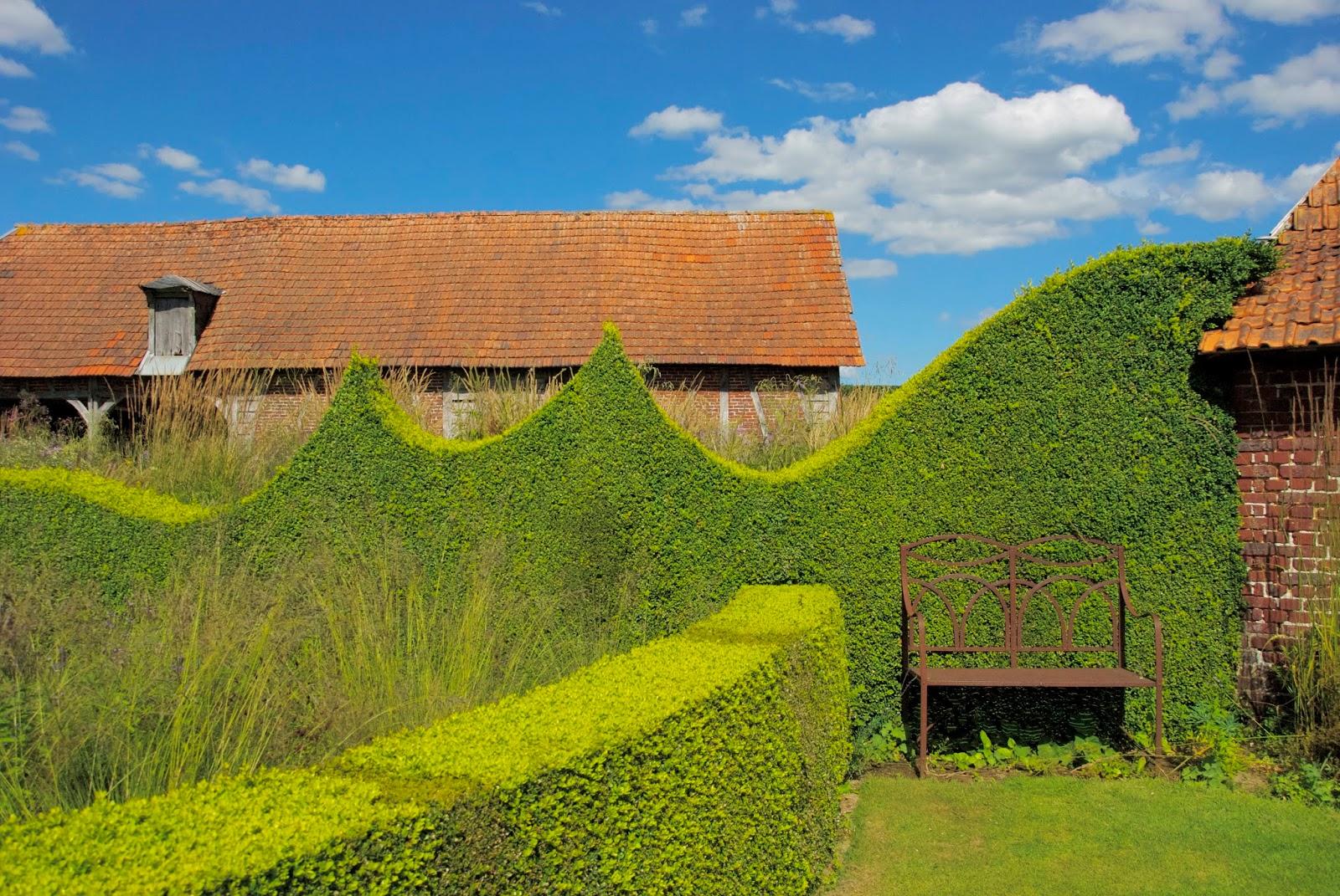 Den passionerade trädgårdsturisten: från slottsträdgårdar ...