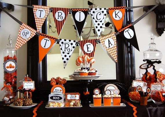 oh one fine day halloween party ideas