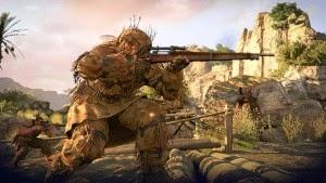 تحميل لعبة القنص الرائعة Sniper Elite 3 Free Download direct link بحجم 7جيجا