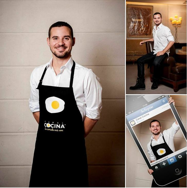 Orielo's Kitchen. Premio Canal Cocina. Chef Orielo