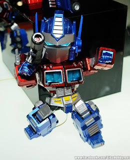 "Kidslogic Transformers 6"" Optimus Prime Figure"