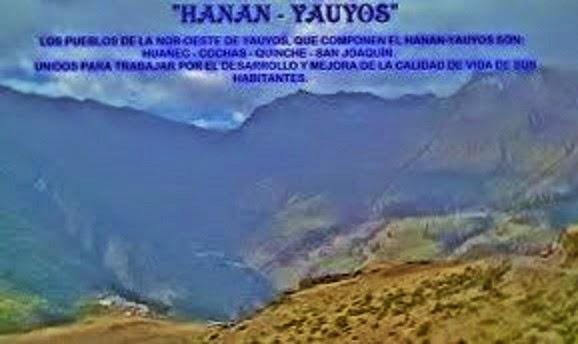 HANAN - YAUYOS