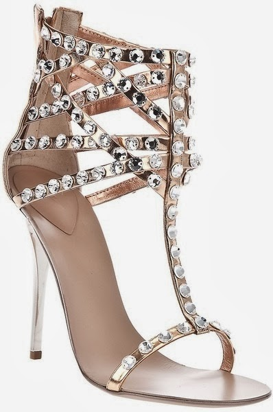 Diamond Heel Shoe