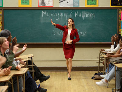 summary of the movie freedom writers Summary: based on the inspirational true story of erin gruwell and wilson high school's freedom writers, what this movie lacks in originality for the genre.