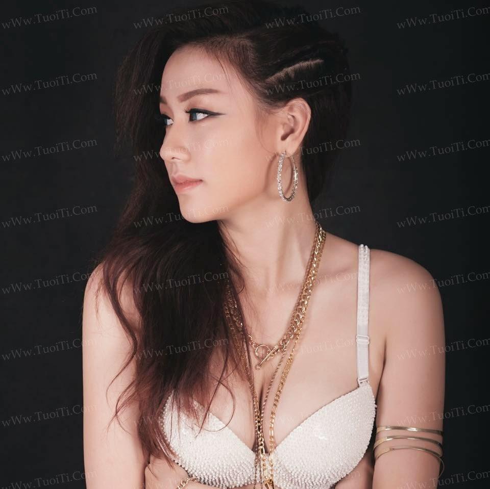 gái xinh Thiên Trang Doly răng khểnh vú to 7