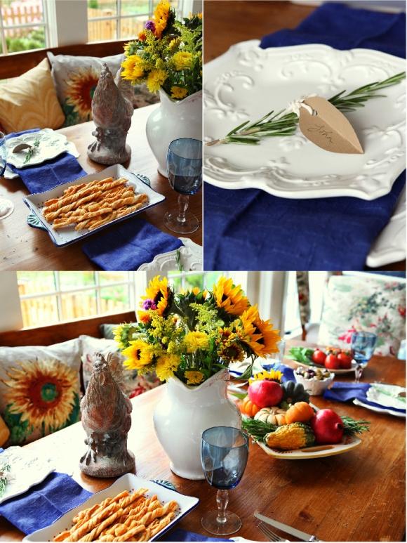 Ideas For Italian Dinner Party Part - 39: A Taste Of Tuscany | An Italian Fall Dinner Party - Via BirdsParty.com