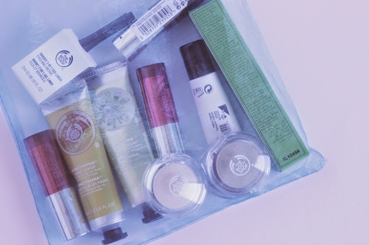 As novidades de Setembro by The Body Shop