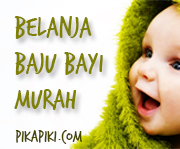Baju Bayi Murah