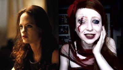 Make Up Yang Bisa Mengubah Wanita Menjadi Menyeramkan
