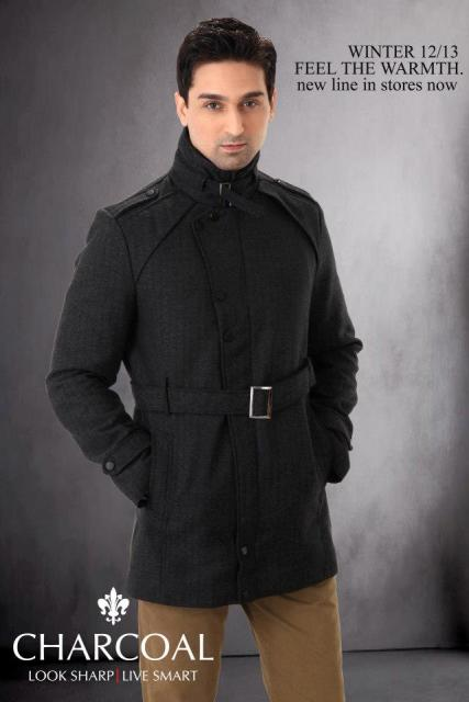 CharocalLatestWinterCollection2013forMen28129 - Charocal Latest Winter Collection 2013 For Men