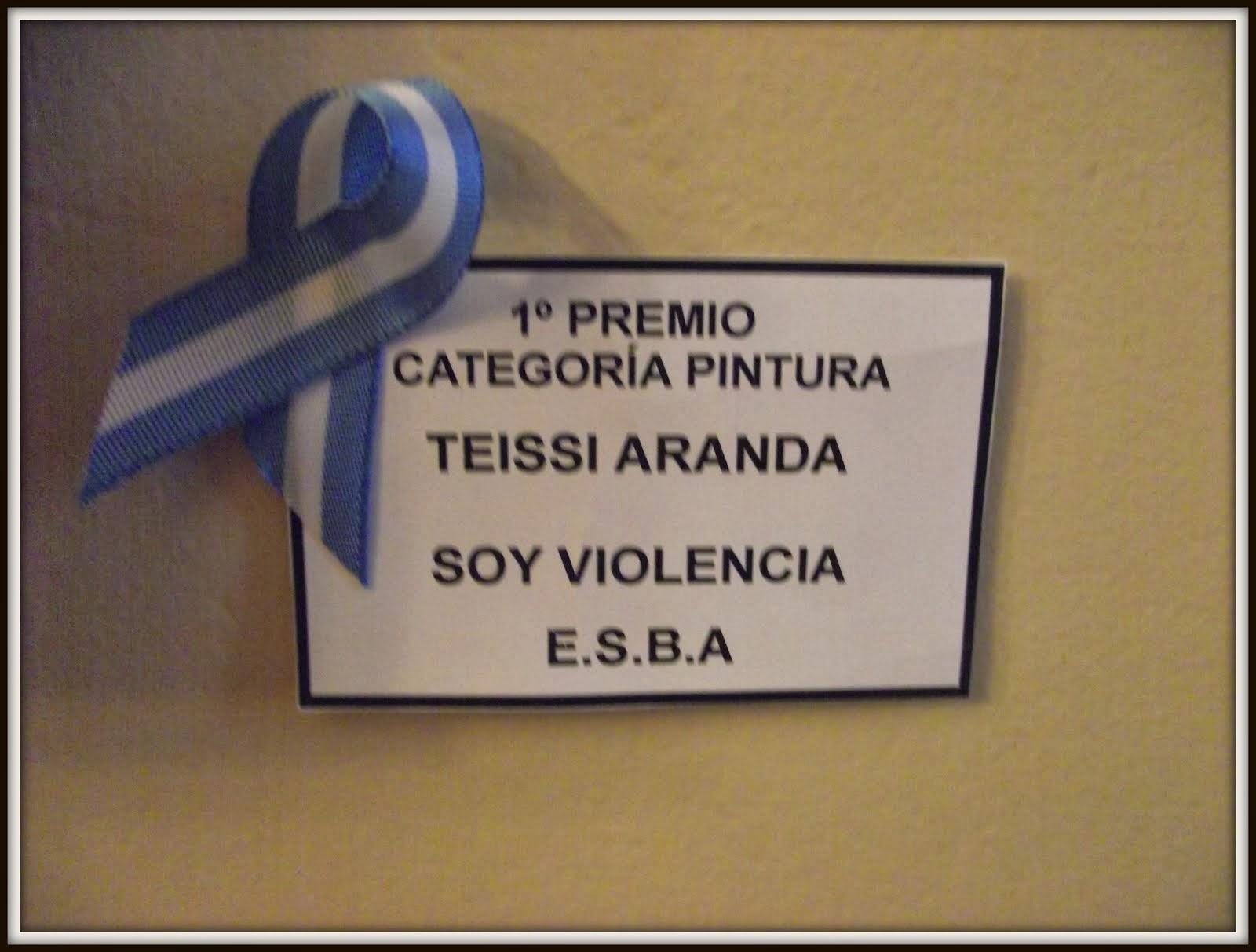 1er Premio Pintura