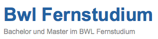 bwl fernstudium