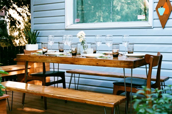 Hosting A Dinner Party Beauteous Of Outdoor Dinner Party Photos