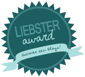 Liebster Award Tag