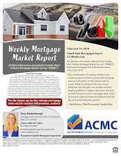 Weekly Mortgage Report