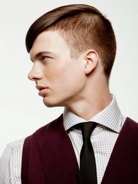 Mens Hairstyle Summer 2013