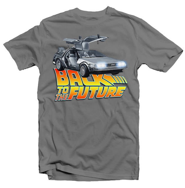 Back to the Future design by humans