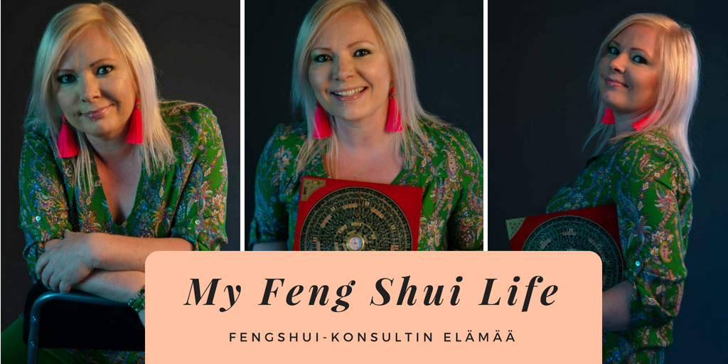 My feng shui life. Fengshui-konsultin elämää