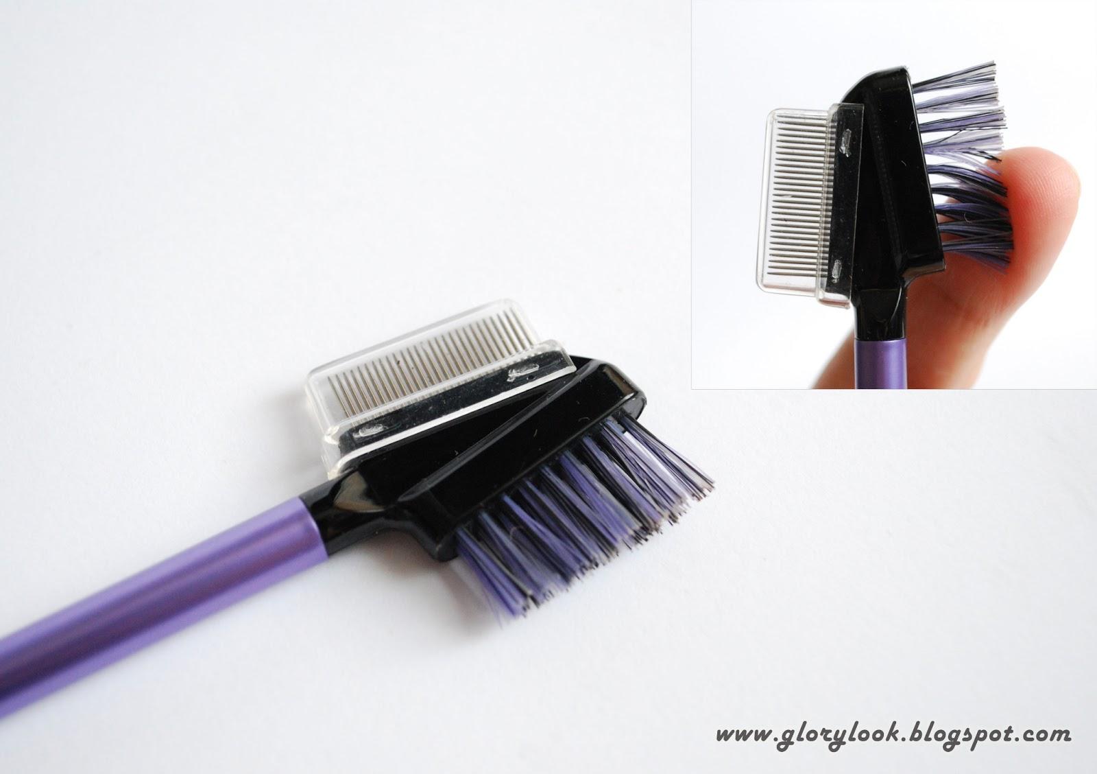 Щетка для бровей и ресниц фото