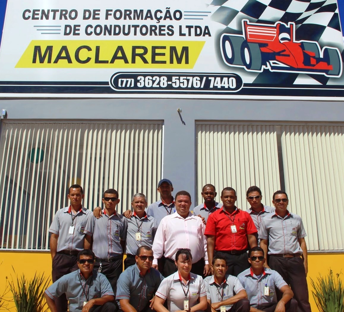 CENTRO DE FORMAÇÃO MACLAREM / LUÍS EDUARDO MAGALHÃES