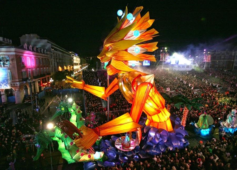 Carnaval de Niza. Los mejores Carnavales del mundo