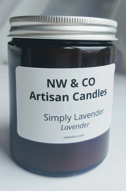 NW and Co Candles