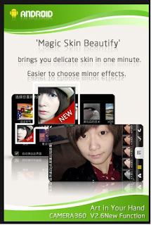 Noticia: Camera 360 gratis por tiempo limitado en Android