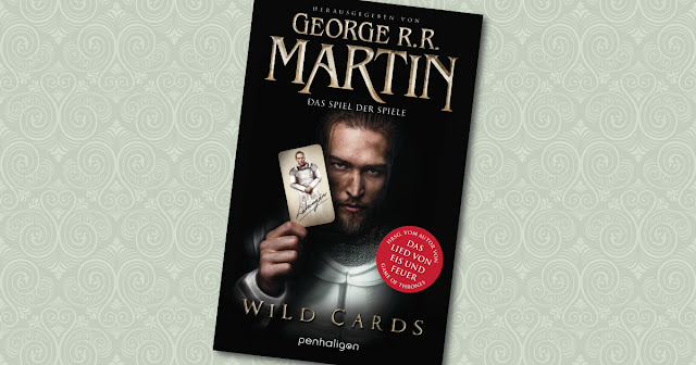Wild Cards George R. R. Martin Cover