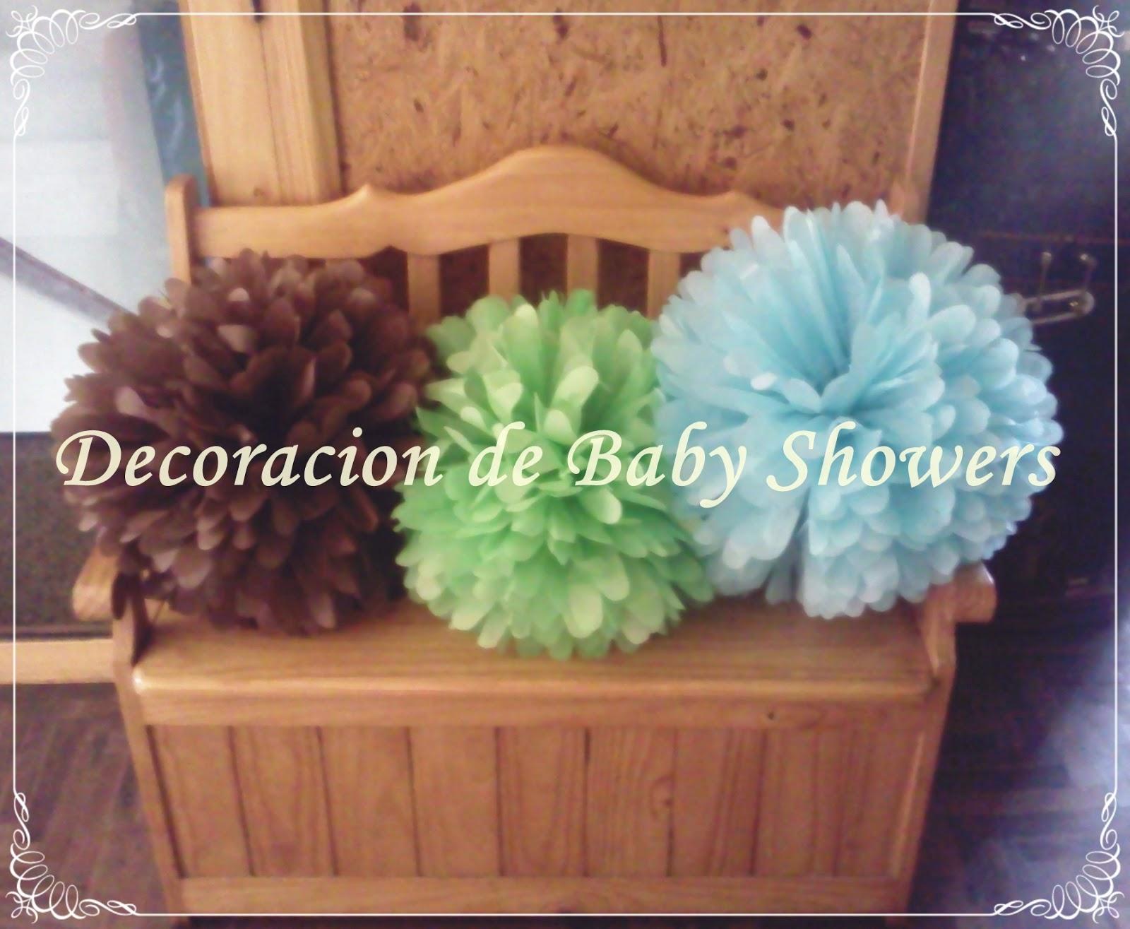 Decoracion de baby shower - Decoracion para baby shower ...