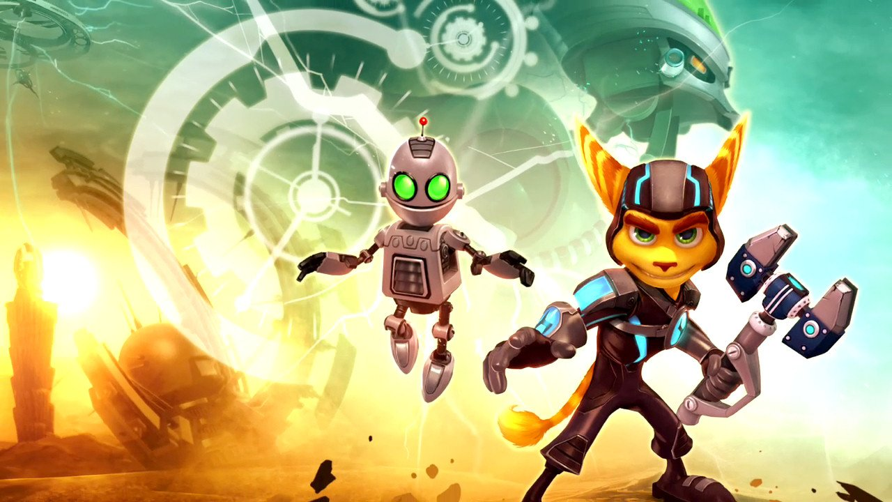 Ratchet and Clank Nexus now officially announced