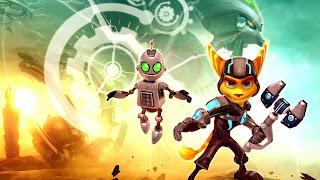 Ratchet and Clank Nexus Release Gameplay