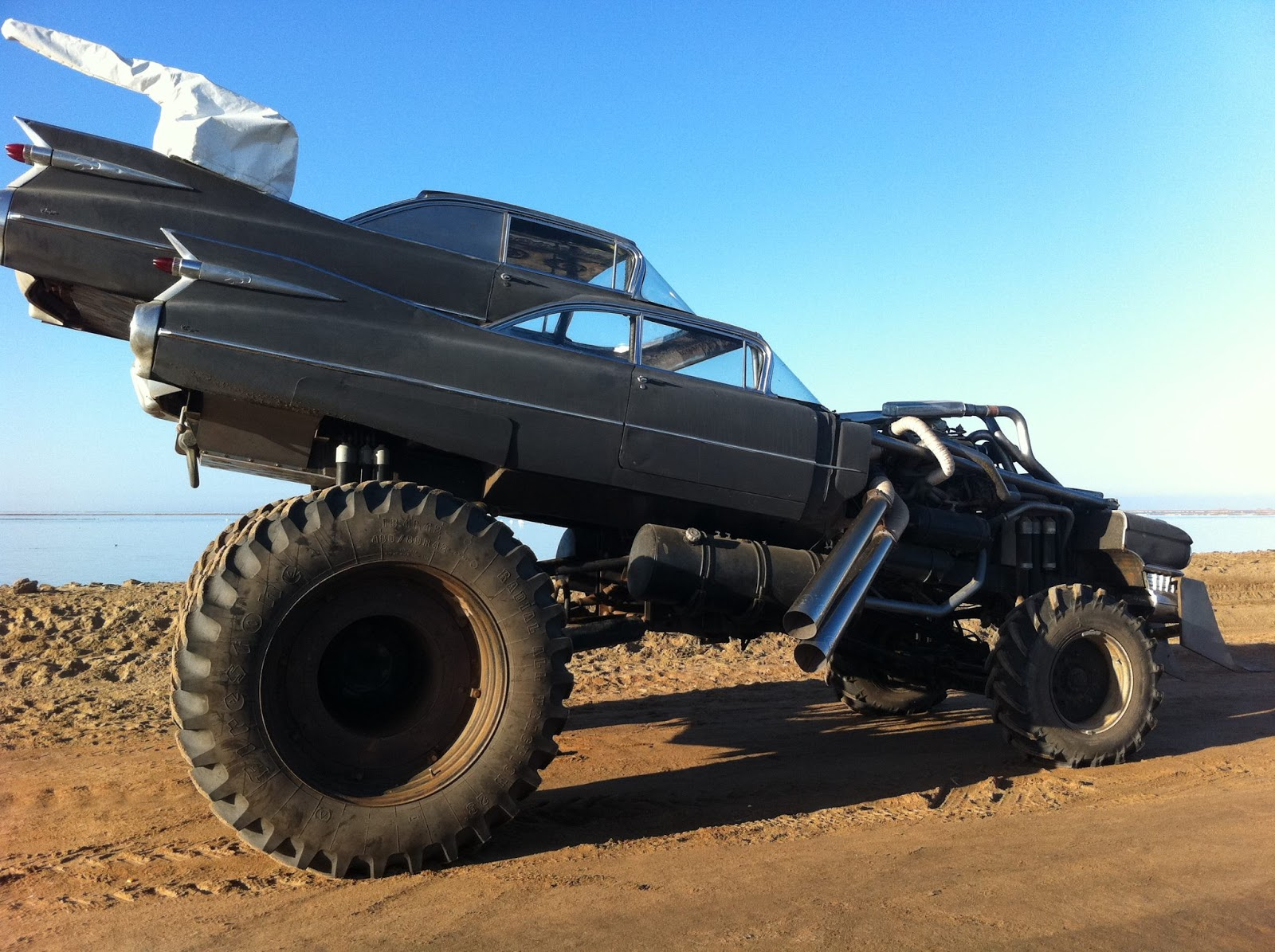 Mad Max Fury Road Cars: Mad Max Fury Road Cars 9
