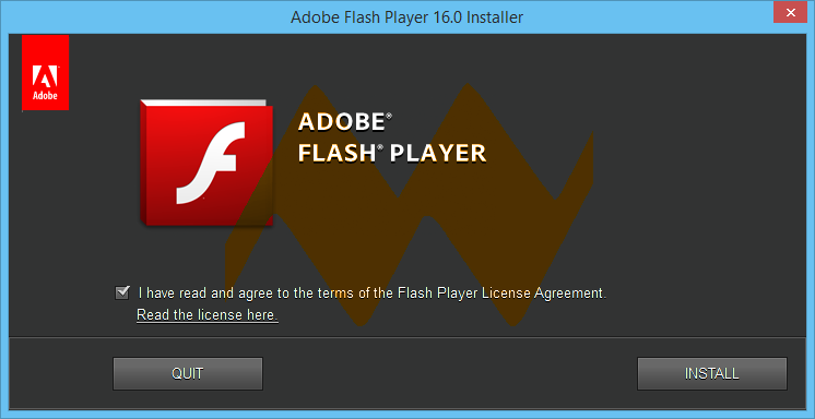 adobe flash player for opera
