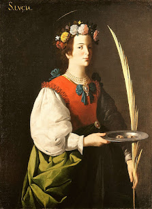 Saint Lucy of Syracuse – The Eyes Don't Have It All!