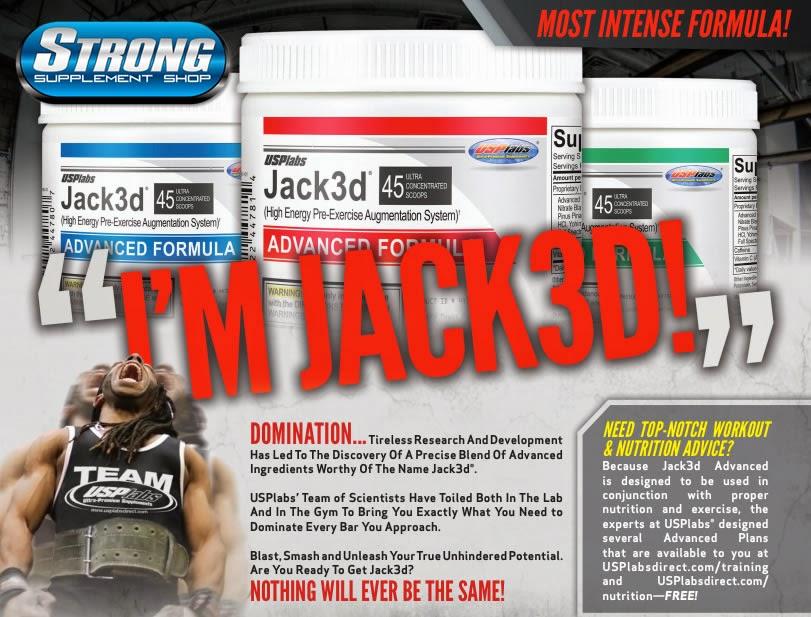 Jack3d formula