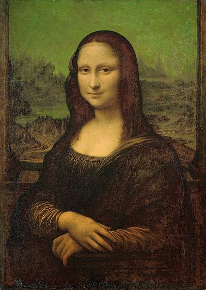 Louis Beroyd Mona Lisa (copy),