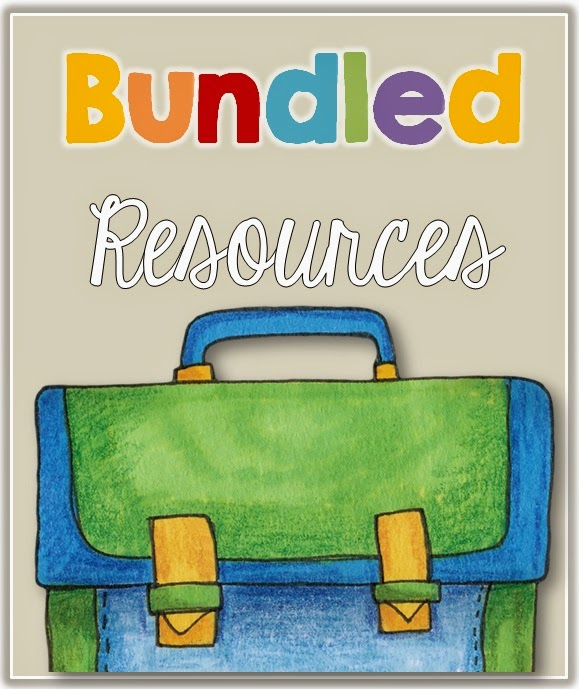 Bundles of fun with resources from Clever Classroom