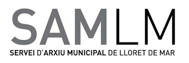 Servei d'Arxiu Municipal de Lloret de Mar