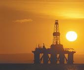 Plataforma de petróleo...
