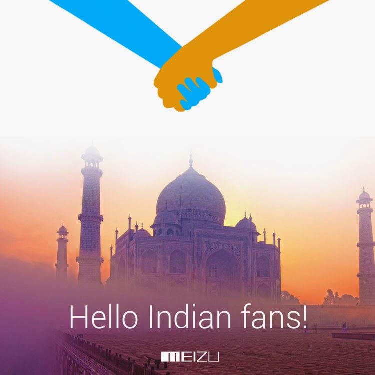 Meizu Launches MEIZU M1 NOTE In India Soon