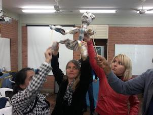 2016- Oficinas de Teatro de Bonecos Para Educadores.