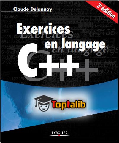 télécharger le livre de exercices en langage c claude delannoy