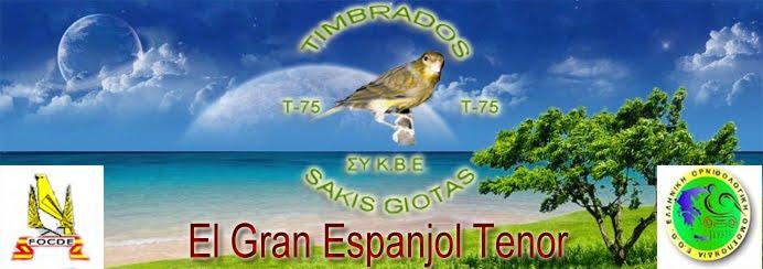 timbrados canaries