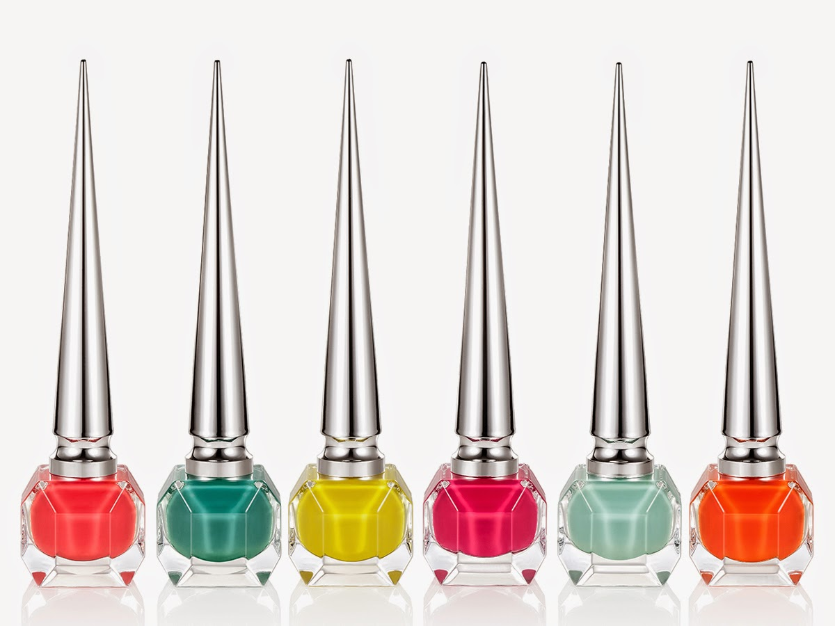 Christian Louboutin Nail Colour