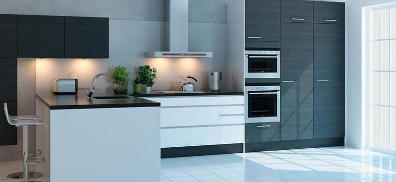 L mallinen keittiö  Perhekoti ilmapiiri