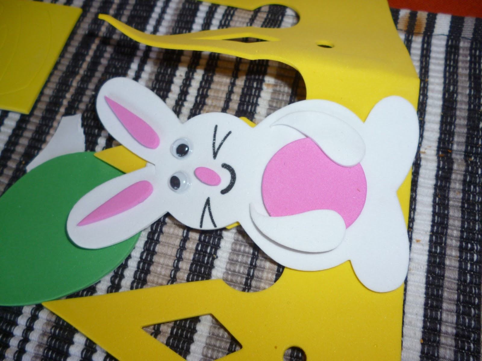 Following the enclosed models  it was really easy for both 8 year old  Juliette and 3 year old Pierre to create some very cute looking Easter  creatures Madhouse Family Reviews  Easter Crown Crafts Kit review. Easy Easter Crafts For Two Year Olds. Home Design Ideas