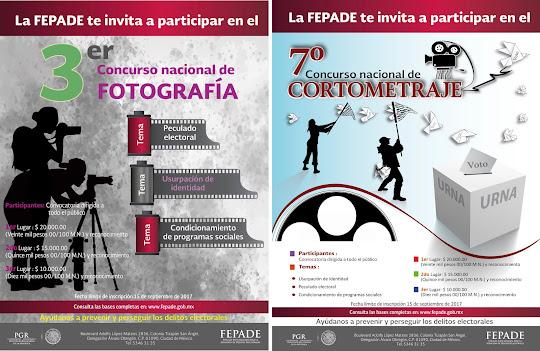 FEPADE Concurso de Fotografía y Cortometraje
