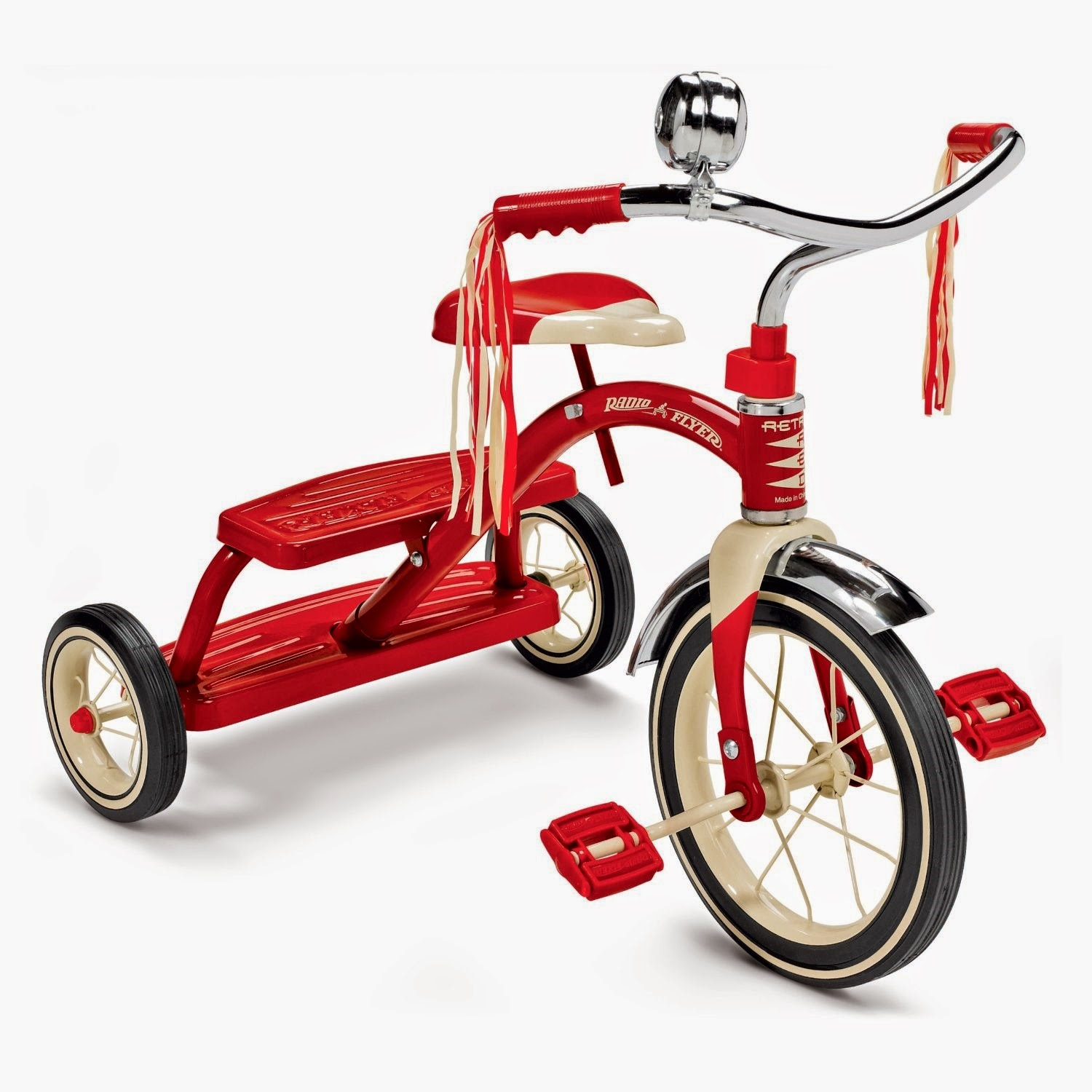http://www.amazon.com/Radio-Flyer-Classic-Dual-Tricycle/dp/B00004TXM7/ref=sr_1_2?s=toys-and-games&ie=UTF8&qid=1429802978&sr=1-2&keywords=tricycle